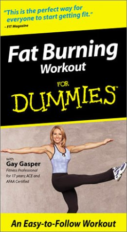 Amazon.com: Fat Burning Workout for Dummies [VHS]: For ...