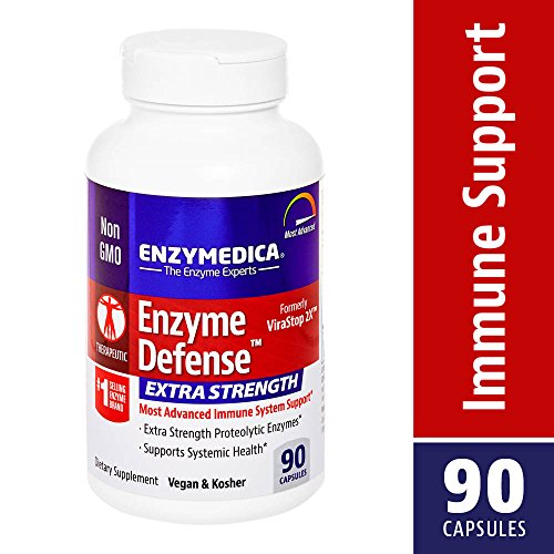 Enzymedica Defense Strength Advanced Capsules product image