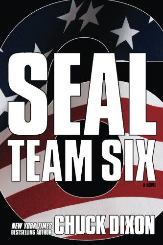 SEAL Team Six 6 Novel product image