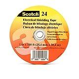 3M 24-1X100FT Scotch Electrical Shielding Tape