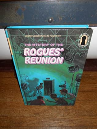 book cover of The Mystery of the Rogues\' Reunion