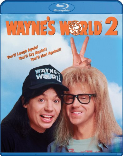 Wayne's World 2 (1993) (BD) [Blu-ray]