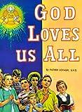 God Loves Us All (pack of 10)