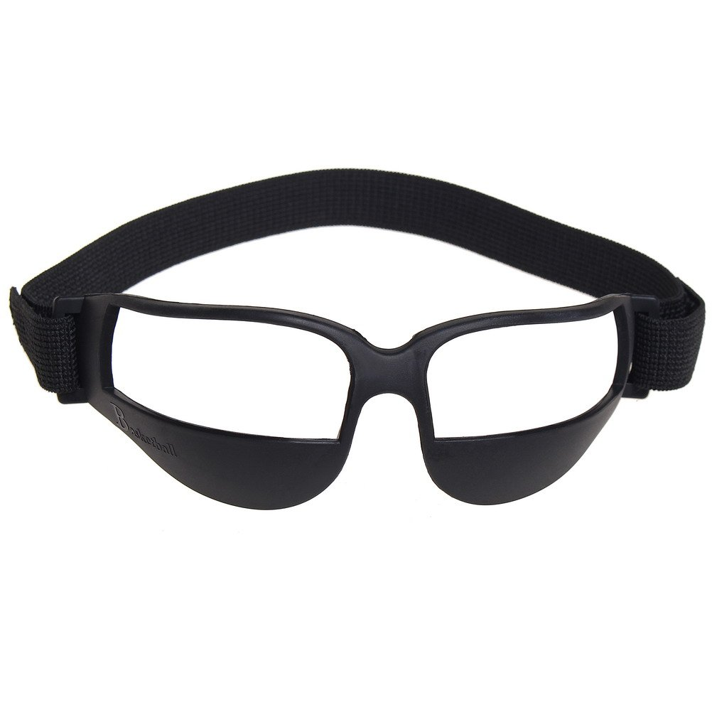 Pengxiaomei Sports Goggles Protective Eyewear Eye Protection Dribble Goggles for Soccer Basketball Tennis Lover