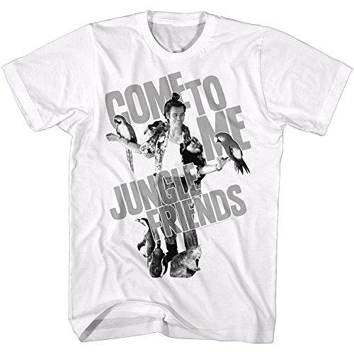 Opaque Manches 2bhip shirt T Courtes Homme Blanc qaEIa