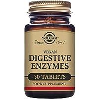 Solgar Vegan Digestive Enzymes Tablets - Pack of 50