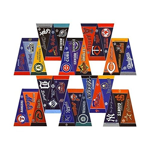 - Rico Industries, Inc Baseball Mini Pennant Set