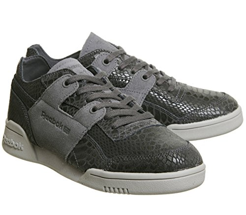 Lo Mode Workout Dcn Femme Reebok Gris Foil Baskets qnp5W6ZB