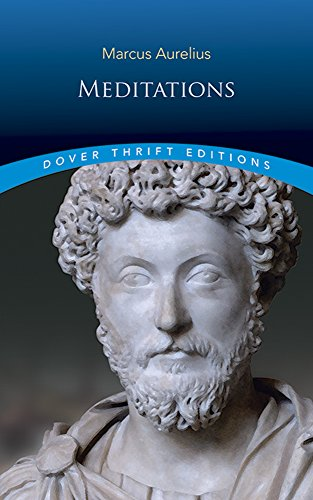 Meditations (Dover Thrift Editions) by Marcus Aurelius cover