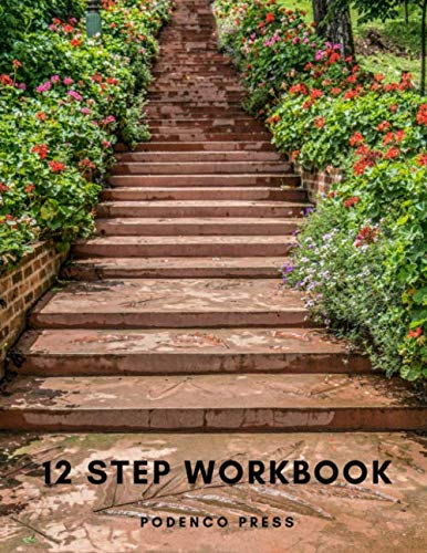 12 Step Workbook: Step Workbook with questions and prompts, space for gratitude list and journaling (Na Step Working Guide)