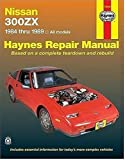 Nissan 300ZX, 1984-1989, John Haynes and Homer Eubanks, 1850105634