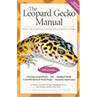 The Leopard Gecko Manual: Includes African Fat-Tailed Geckos (Herpetocultural Library)