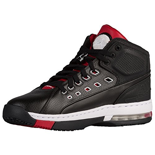 5 12 317223 BLACK GYM Jordan mens OLSCHOOL JORDAN RED shoes basketball 011 WHITE 0cq8Cxfw