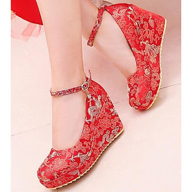 4In UK4 US6 Wedding 4In EU36 Ruby 4 Casual Women'S Comfort RTRY Spring Shoes 3 Wedding CN36 Silk wHOnqZW7