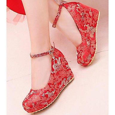 Casual 4In US7 Wedding 5 RTRY Spring Wedding 5 3 CN38 UK5 Comfort EU38 4 Silk Women'S 4In Ruby Shoes BAAqH0xR