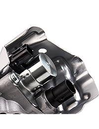 15810-RAA-A03 - Válvula de bobina VTEC solenoide con interruptor de presión de aceite y junta para Honda CRV CR-V Civic Si Element Accord Acura RSX