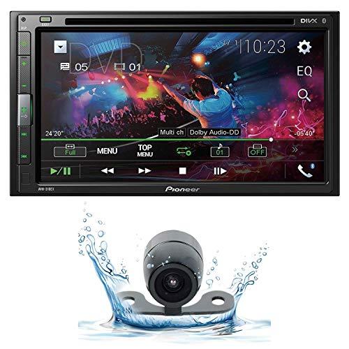 (Pioneer AVH-310EX Multimedia DVD Receiver with 6.8