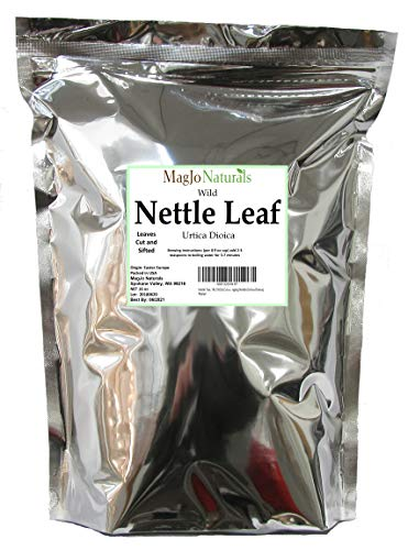 Nettle Leaf Tea, 1lb (16Oz) Cut and Sifted: Bulk European Stinging Nettle (Urtica Dioica),