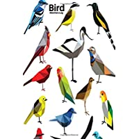 """Bird Watchers Log: Journal Logbook Diary Notebook, Gifts For Birdwatchers Bird Watching Lovers, Wide life Birds, Record Specie Seen, Unique Gift For ... Paperback 6""""x9"""": Volume 20 (Nature's journal)"""