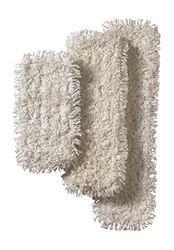 3M Easy Scrub Plus Flat Mop, 18 in, 10/bag (Pack of 1) by 3M