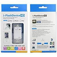 DigitCont i-Flash HD 64GB USB Thumb Drive External Storage - Apple Lightning iPhone iPad iStick
