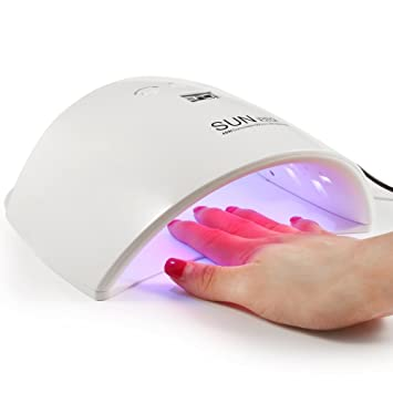 Amazon Com Sun Pro 48w Uv Led Nail Lamp Dryer Curing Gel Polish