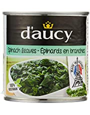 Daucy Spinach Leaves, 380g