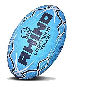 RHINO RUGBY Lightning Touch Rugby Ball