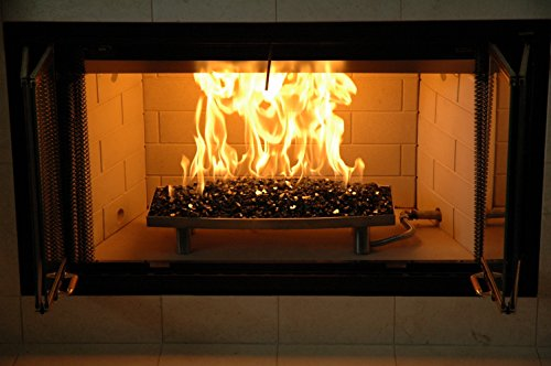 Amazoncom American Fireglass 10 Pound Reflective Fire Glass