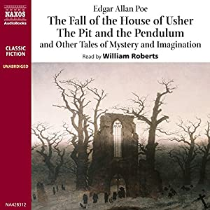 The Fall of the House of Usher & The Pit and the Pendulum Audiobook