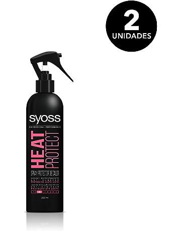 SYOSS Spray protector térmico - Anti encrespamiento, Anti-humedad y Protección hasta 220ºC -