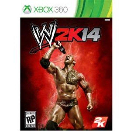 TAKE-TWO WWE 2K14 Sports Game - DVD-ROM - Xbox 360 / 49311 /