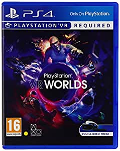 Sony VR Worlds VR [PlayStation 4 ]