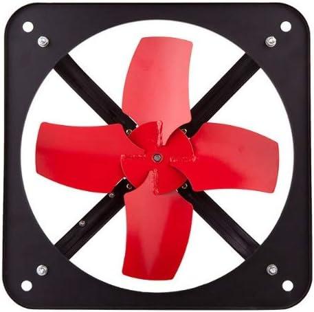 XJJZS Ventilador de extracción de Campana extractora de Cocina de 10 Pulgadas Ventilador de ventilación Ventilador de baño Ventilador de ventilación