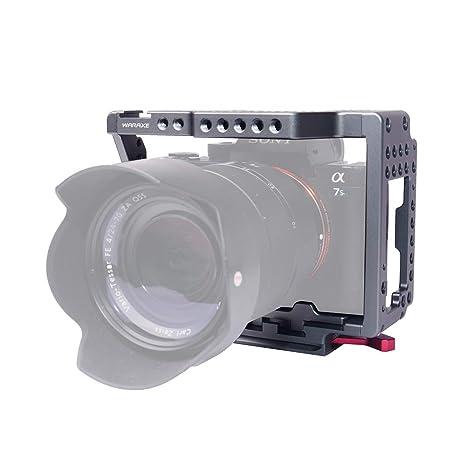 Market&YCY WARAXE 2720 Jaula para Sony A7II / A7SII / A7RII ...