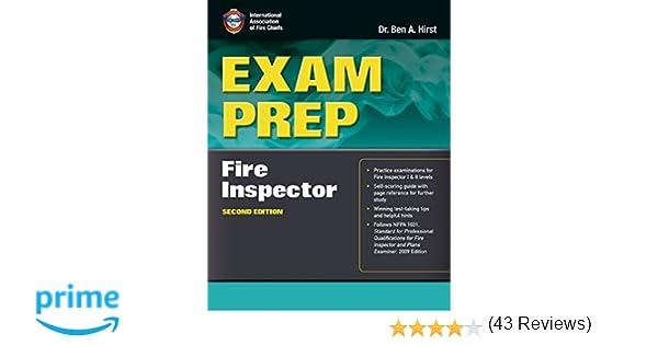 Exam prep fire inspector i ii 9781449609641 medicine health exam prep fire inspector i ii 9781449609641 medicine health science books amazon fandeluxe Images