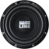 "Alpine SWA-12S4 BassLine Series 12\"" 4-ohm Subwoofer"