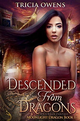 Descended From Dragons by Tricia Owens ebook deal
