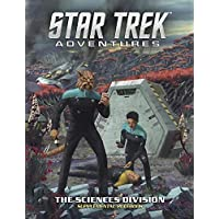 Star Trek Adventures: The Sciences Division (Star Trek RPG Supp., Hardback)