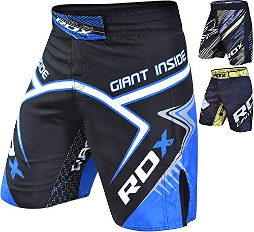 RDX MMA Shorts Clothing UFC Cage Training Fighting Grappling Martial Arts Muay Thai Kickboxing