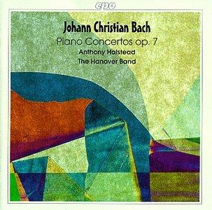 Amazon | J. C. Bach: Piano Con...