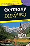 Germany for Dummies, Donald Olson and Donald S. Olson, 0470089563