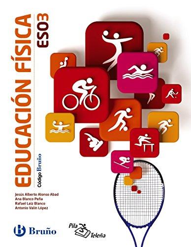 Descargar Libro Código Bruño Educación Física 3 Eso Jesús Alberto Alonso Abad