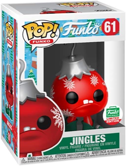 Funko POP Special Edition Jingles