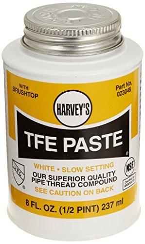 Lubricant Paste - Harvey 023045 1/2 Pint TFE Paste with Teflon