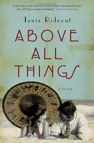 Above All Things Book Cover