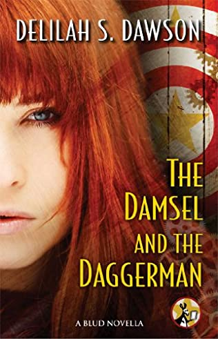 book cover of The Damsel and the Daggerman
