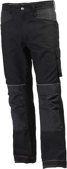 Hose 76451 Chelsea Workpant 999 Black//Charcoal Helly Hansen Shorts