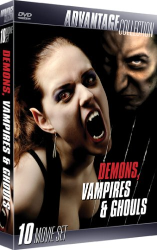 Demons, Vampires & Ghouls: Bloodletting / Skinned Alive / Demon Summer / Witchouse 3: Demon Fire / Hell Asylum / Dead And Rotting / The Bonesetter / O-Zone / Ghoul School / Demon Under (Hell Asylum)