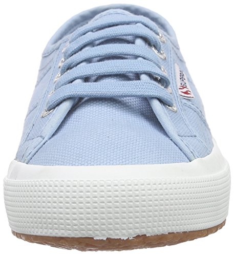 02y Superga Mixte Cotu Basses Baskets Adulte Bleu Classic f8w04qxr8